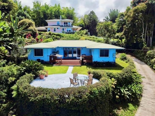 76-5989 Mamalahoa Hwy, Holualoa, HI 96725 (MLS #651772) :: LUVA Real Estate