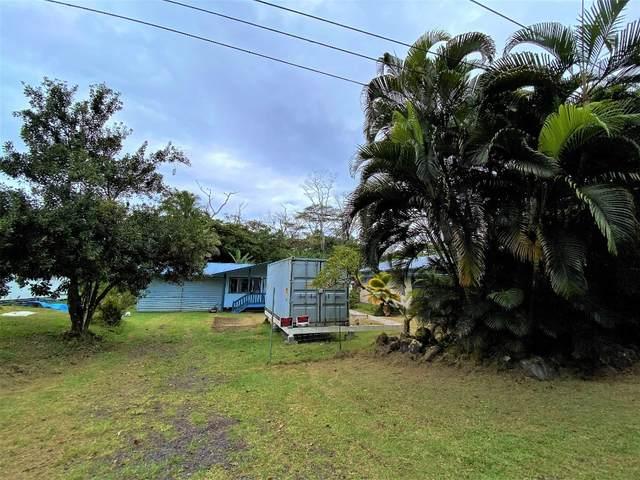 15-2733 Maikoiko St, Pahoa, HI 96778 (MLS #651782) :: Corcoran Pacific Properties