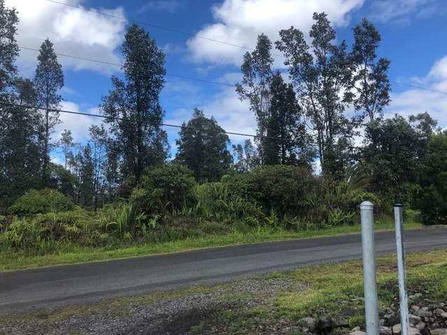 Plumeria St, Mountain View, HI 96771 (MLS #651791) :: LUVA Real Estate