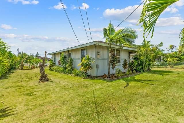 3360 Eono St, Lihue, HI 96766 (MLS #651820) :: LUVA Real Estate
