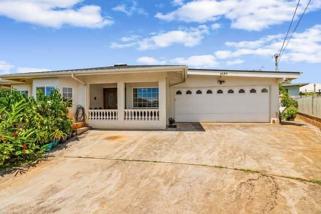 4184 Kuia Pl, Lihue, HI 96766 (MLS #651883) :: Corcoran Pacific Properties