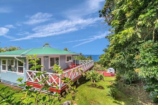 77-6314 Mamalahoa Hwy, Holualoa, HI 96740 (MLS #651894) :: LUVA Real Estate