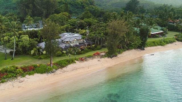3606 Anini Rd, Kilauea, HI 96754 (MLS #651920) :: LUVA Real Estate