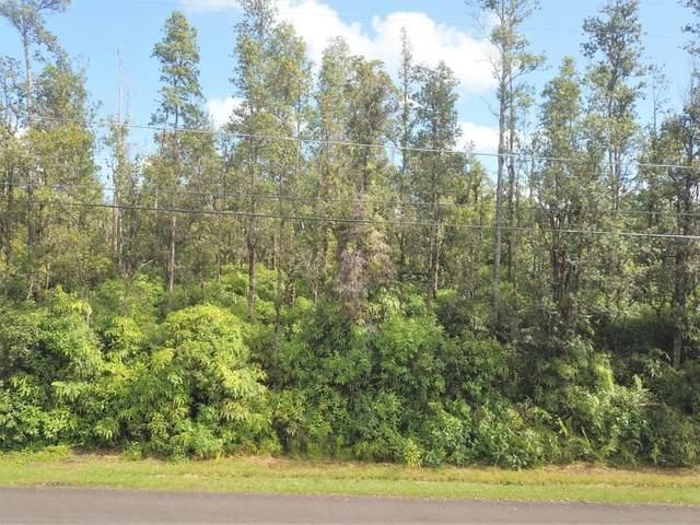 13-3487 Kumakahi St, Pahoa, HI 96778 (MLS #651945) :: Aloha Kona Realty, Inc.