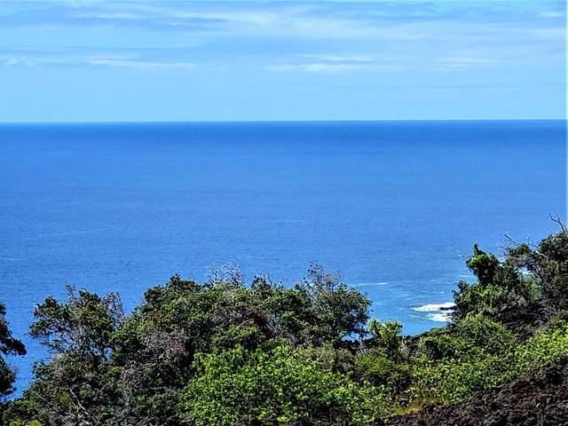 Kukio O Pae, Captain Cook, HI 96704 (MLS #651964) :: Aloha Kona Realty, Inc.