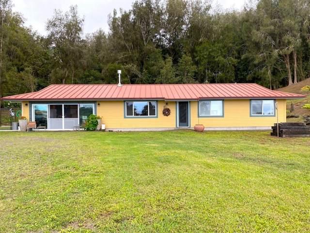 46-3766 Puaono Road, Honokaa, HI 96727 (MLS #651972) :: Corcoran Pacific Properties