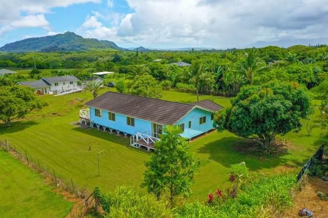 6181-B Kawaihau Road, Kapaa, HI 96746 (MLS #652037) :: LUVA Real Estate