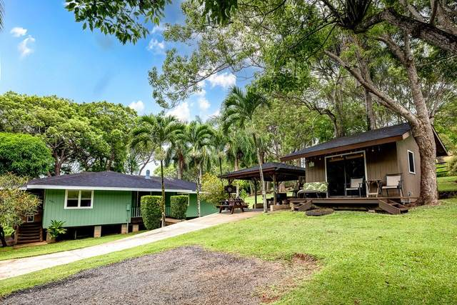 6281-C Hauaala Rd, Kapaa, HI 96746 (MLS #652041) :: LUVA Real Estate