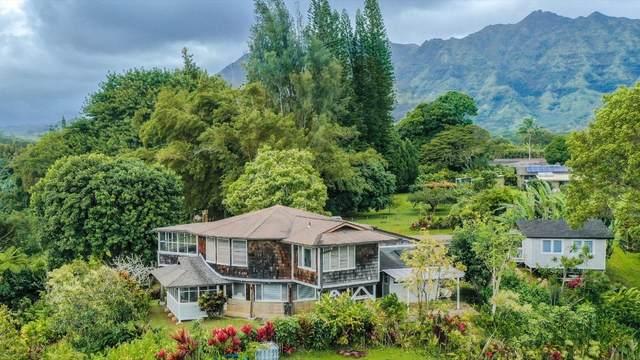 6781 Kawaihau Rd, Kapaa, HI 96746 (MLS #652056) :: LUVA Real Estate