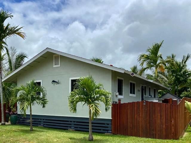 4922 Aliali Rd, Kapaa, HI 96746 (MLS #652059) :: Hawai'i Life
