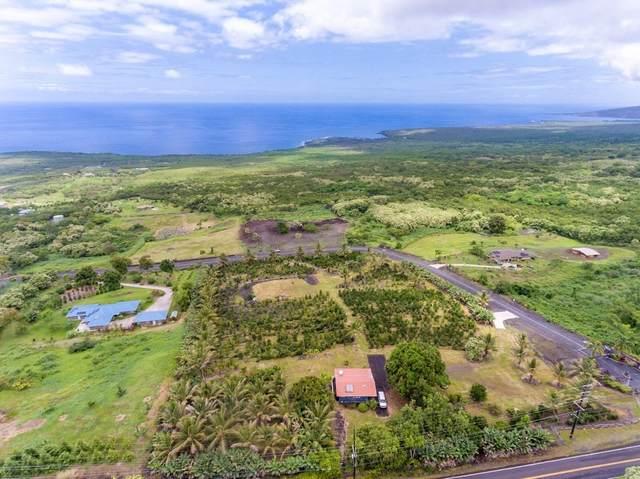 85-4679 Hawaii Belt Rd, Captain Cook, HI 96704 (MLS #652089) :: Aloha Kona Realty, Inc.