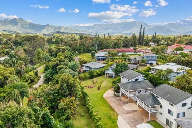 2477 Liliuokalani St, Kilauea, HI 96754 (MLS #652101) :: Kauai Exclusive Realty