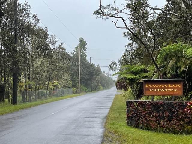 3RD ST, Volcano, HI 96785 (MLS #652109) :: LUVA Real Estate