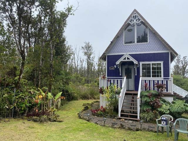 11-2710 Uakoko Rd, Volcano, HI 96785 (MLS #652135) :: Corcoran Pacific Properties