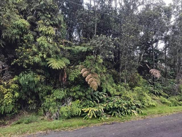 3RD ST, Volcano, HI 96785 (MLS #652162) :: LUVA Real Estate