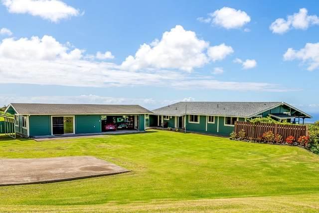 93-7015 Kamaoa Rd, Naalehu, HI 96772 (MLS #652183) :: Corcoran Pacific Properties