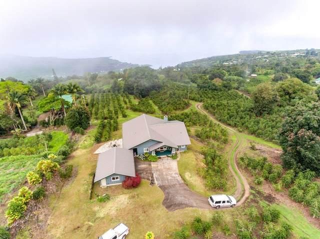 82-1103 Kalamakowali Hmstd Rd, Captain Cook, HI 96704 (MLS #652191) :: Aloha Kona Realty, Inc.