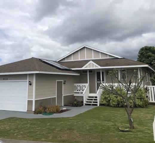 74-515 Kaniohale Lp, Kailua-Kona, HI 96740 (MLS #652195) :: LUVA Real Estate