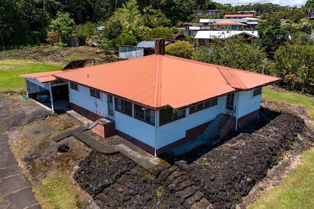 617 Ainako Ave, Hilo, HI 96720 (MLS #652201) :: LUVA Real Estate