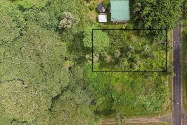 Seaview Rd, Pahoa, HI 96778 (MLS #652202) :: Corcoran Pacific Properties