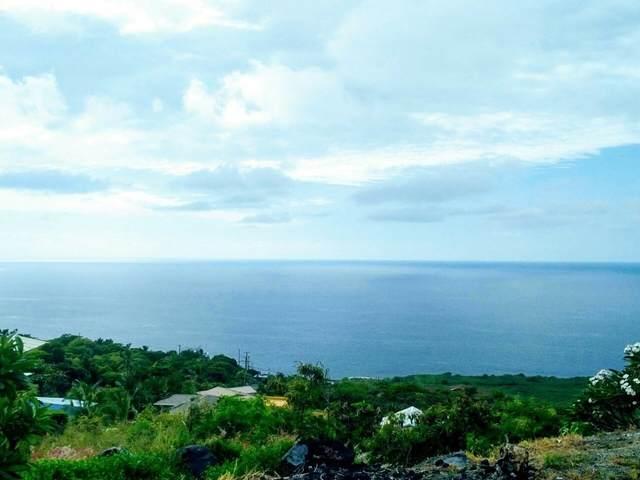 Road F, Captain Cook, HI 96704 (MLS #652204) :: LUVA Real Estate