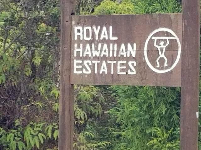 Alii Kane, Volcano, HI 96785 (MLS #652213) :: Aloha Kona Realty, Inc.