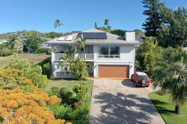 3870 Ulu Alii St, Kalaheo, HI 96741 (MLS #652227) :: Kauai Exclusive Realty