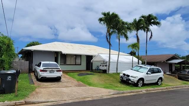 4056 Waiahi Pl, Lihue, HI 96766 (MLS #652234) :: Corcoran Pacific Properties