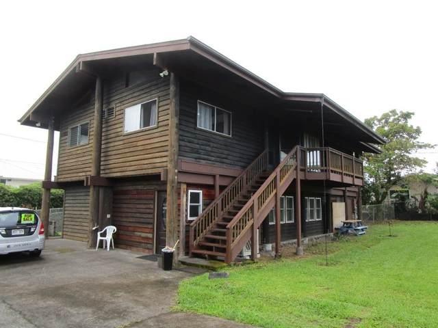 1253 Haihai St, Hilo, HI 96720 (MLS #652267) :: LUVA Real Estate