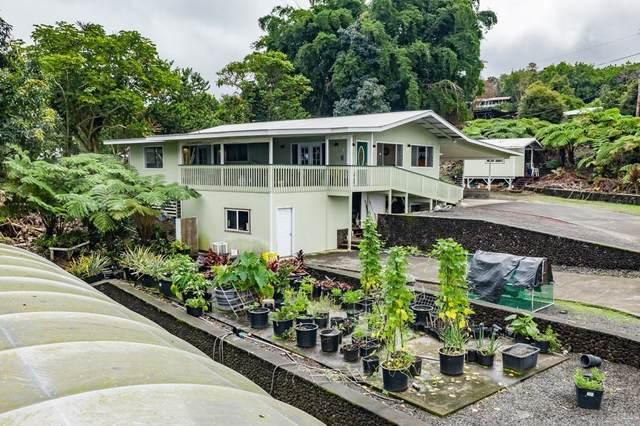 81-1109 St. Johns Rd, Captain Cook, HI 96750 (MLS #652288) :: LUVA Real Estate