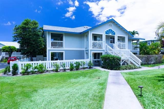 75-6081 Alii Dr #H101, Kailua-Kona, HI 96740 (MLS #652295) :: LUVA Real Estate