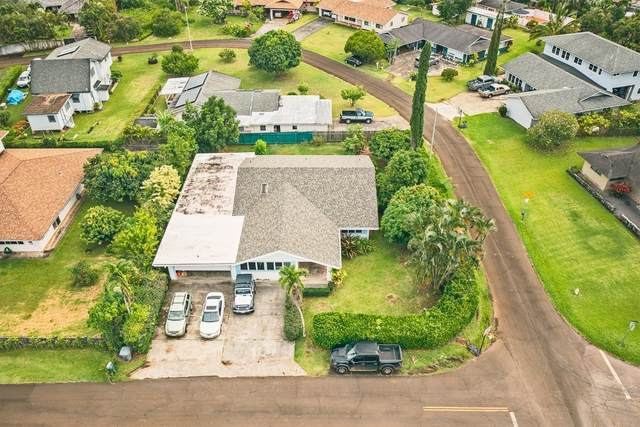 5743 Koali St, Kapaa, HI 96746 (MLS #652302) :: Corcoran Pacific Properties