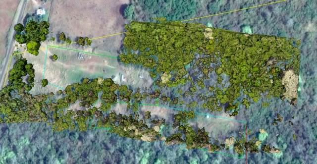 89-950 Hawaii Belt Rd, Captain Cook, HI 96704 (MLS #652318) :: Corcoran Pacific Properties