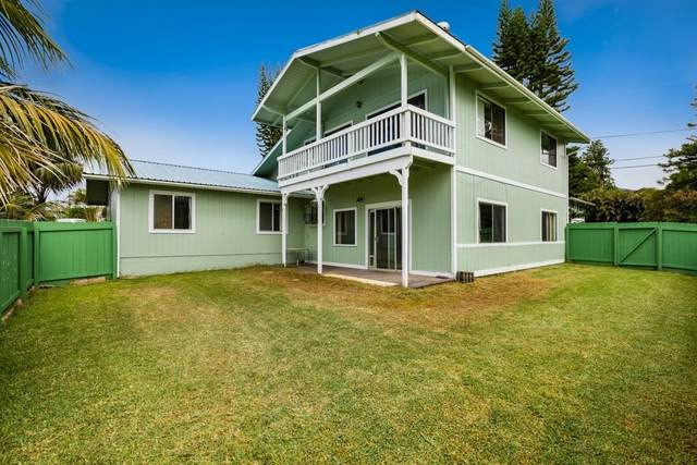 64-5296 Hoohoa St, Kamuela, HI 96743 (MLS #652350) :: Corcoran Pacific Properties
