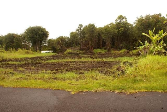 Hohiu St, Volcano, HI 96785 (MLS #652468) :: LUVA Real Estate