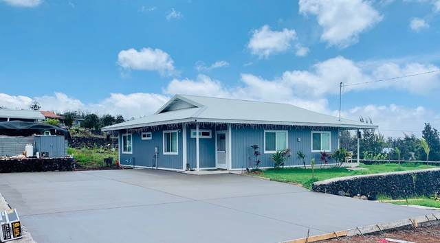 92-8972 Paradise Pkwy, Ocean View, HI 96737 (MLS #652470) :: Corcoran Pacific Properties