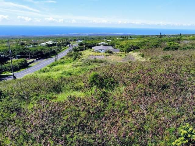 Wakea Ave, Naalehu, HI 96772 (MLS #652494) :: Aloha Kona Realty, Inc.