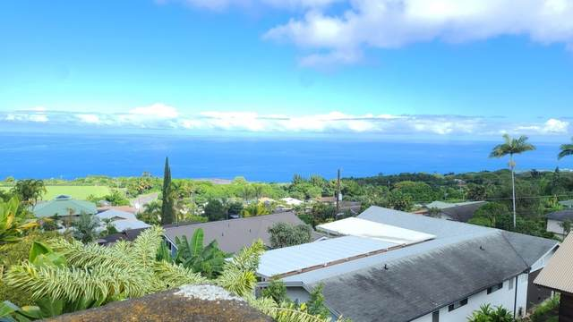 81-917 Nape St, Kealakekua, HI 96750 (MLS #652503) :: LUVA Real Estate