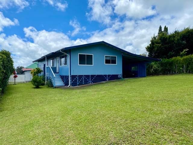 3-2433 Kynnersley Rd, Kapaau, HI 96755 (MLS #652509) :: LUVA Real Estate
