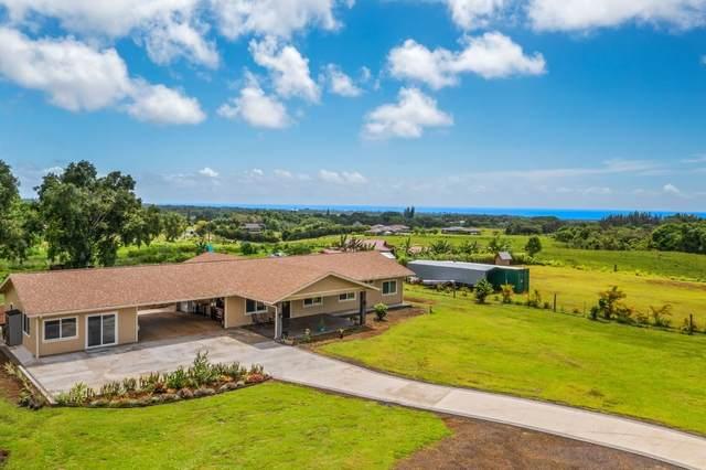 6482 Waipouli Rd, Kapaa, HI 96746 (MLS #652534) :: Kauai Exclusive Realty