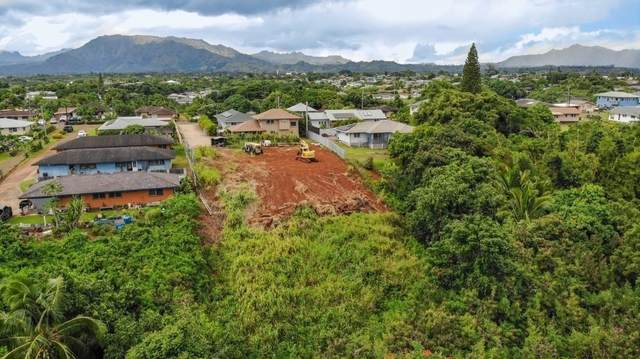 Pelehu Rd, Kapaa, HI 96746 (MLS #652539) :: Corcoran Pacific Properties