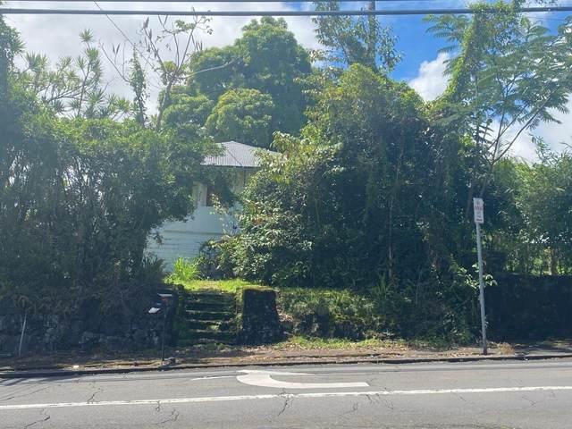 751 Waianuenue Ave, Hilo, HI 96720 (MLS #652545) :: Corcoran Pacific Properties