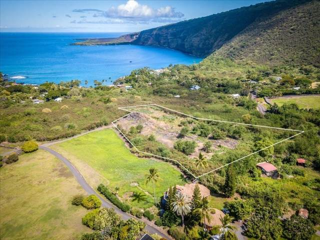 82-5959 Lower Napoopoo Rd, Captain Cook, HI 96704 (MLS #652555) :: LUVA Real Estate