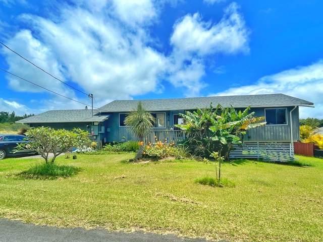 94-1610 Haehae St, Naalehu, HI 96772 (MLS #652562) :: LUVA Real Estate