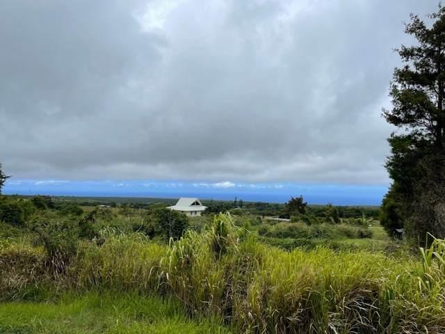 94-1547 Ka'alu'alu Road, Naalehu, HI 96772 (MLS #652565) :: LUVA Real Estate
