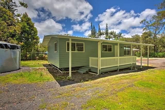 18-4597 Palm Tree Dr, Mountain View, HI 96771 (MLS #652569) :: LUVA Real Estate