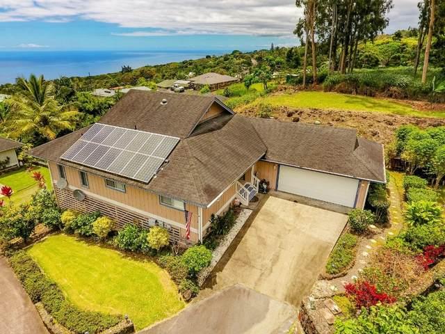 81-1015 A Kakou Pl, Kealakekua, HI 96750 (MLS #652598) :: LUVA Real Estate