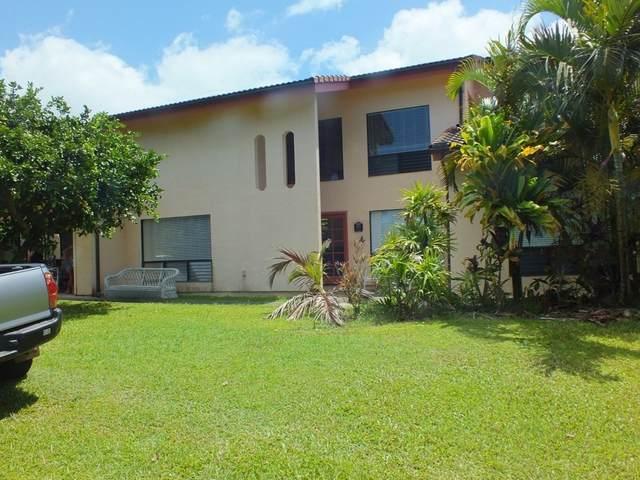 3966 Kalakaua Pl, Princeville, HI 96722 (MLS #652608) :: LUVA Real Estate