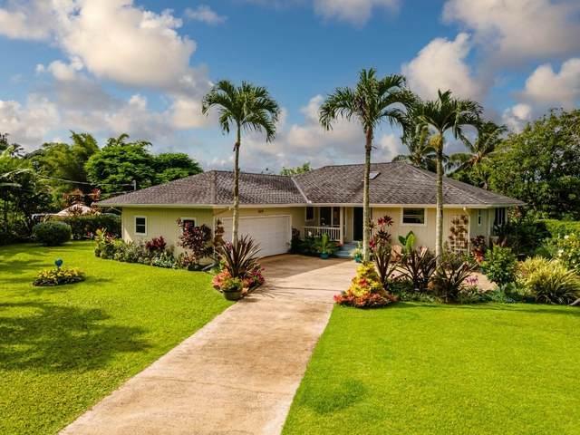 5619 Ohelo Rd, Kapaa, HI 96746 (MLS #652611) :: Kauai Exclusive Realty