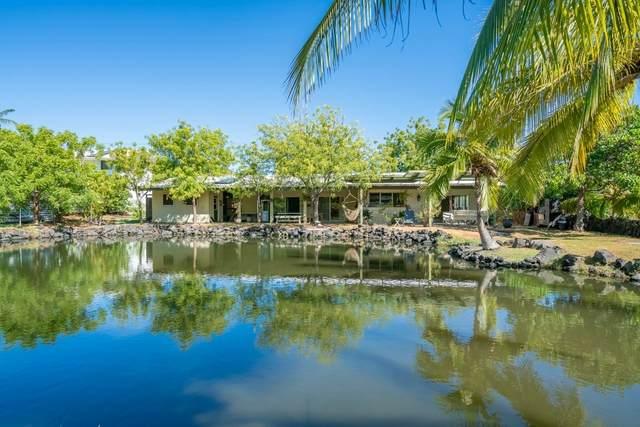69-1853 Puako Beach Dr, Kamuela, HI 96743 (MLS #652618) :: Corcoran Pacific Properties
